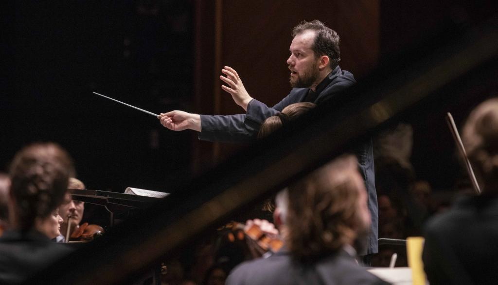 Wiener Philharmoniker Andris Nelsons, Dirigent