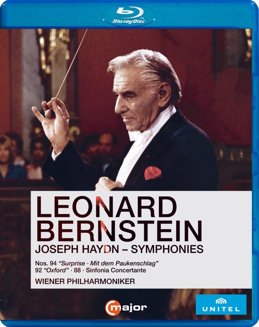 C Major 746504_Bernstein_Haydn_BD_FrontCover