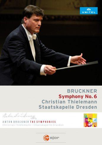 CMajor 738208_Thielemann_Bruckner6_DVD_FrontCover