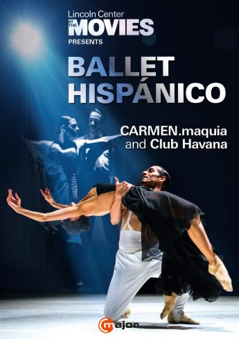 CMajor 738808_Ballet_Hispanico_DVD_FrontCover