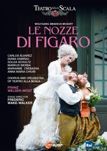 CMajor 743108_Le_nozze_di_Figaro_DVD_FrontCover