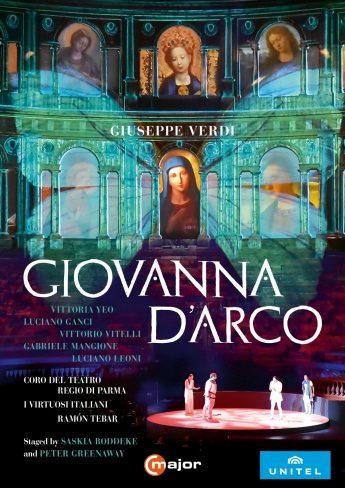 CMajor 745608_Giovanna_dArco_DVD_FrontCover