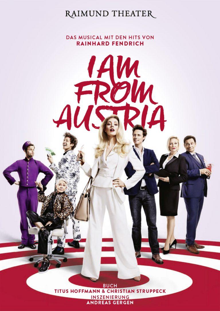 I AM FROM AUSTRIA Raimund Theater