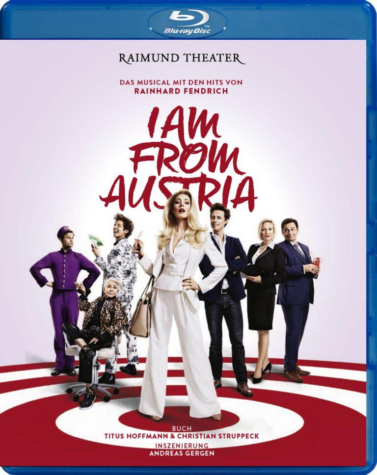 I AM FROM AUSTRIA (BD) Raimund Theater