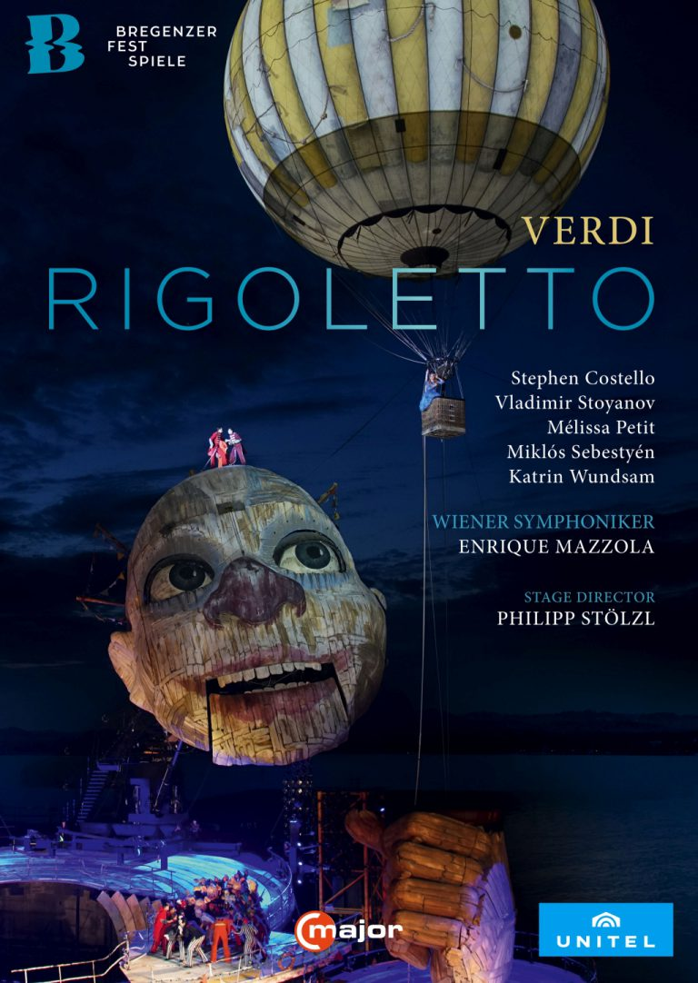 VERDI: Rigoletto Costello/Stoyanov/Mazzola